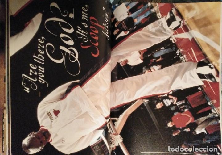 Coleccionismo deportivo: Michael Jordan - Revistas americanas Sport (1993) y Slam (1998) - NBA - Foto 5 - 189308125