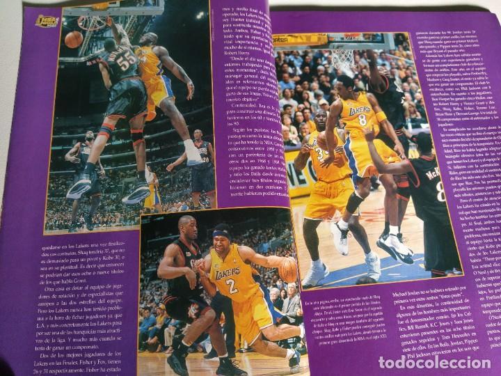 Coleccionismo deportivo: NBA FINALS 2001 - MONOGRÁFICO REVISTA OFICIAL NBA Nº 23 - Foto 3 - 189991633