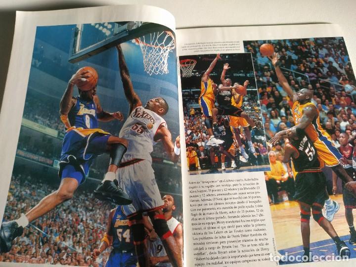 Coleccionismo deportivo: NBA FINALS 2001 - MONOGRÁFICO REVISTA OFICIAL NBA Nº 23 - Foto 4 - 189991633