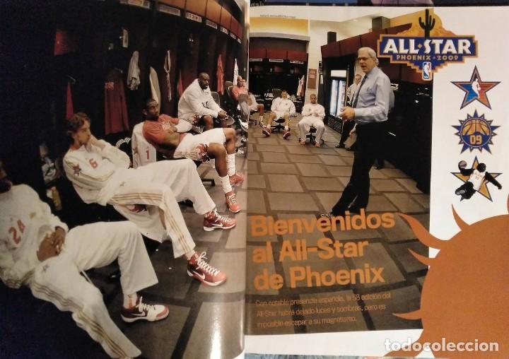 Coleccionismo deportivo: Kobe Bryant - Lote de revistas Gigantes del Basket y Revista Oficial NBA (1997-2009) - Foto 8 - 192511808
