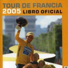 Coleccionismo deportivo: TOUR DE FRANCIA 2005. Lote 194544310