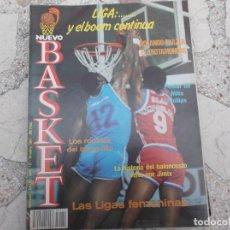Coleccionismo deportivo: NUEVO BASKET Nº 137, POSTER MIKE PHILLIPS,LAS LIGAS FEMENINAS,LOS ROOKIES,ROLANDO FRAZER, . Lote 194664150