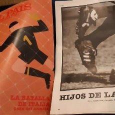 Coleccionismo deportivo: PERIÓDICO EL PAIS SEMANAL RECORTES PÁGINAS DEDICADAS AL MUNDIAL ITALIA FÚTBOL JUNIO 1990. LEER. Lote 195057573