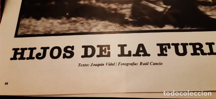 Coleccionismo deportivo: PERIÓDICO EL PAIS SEMANAL RECORTES PÁGINAS DEDICADAS AL MUNDIAL ITALIA FÚTBOL JUNIO 1990. LEER - Foto 2 - 195057573