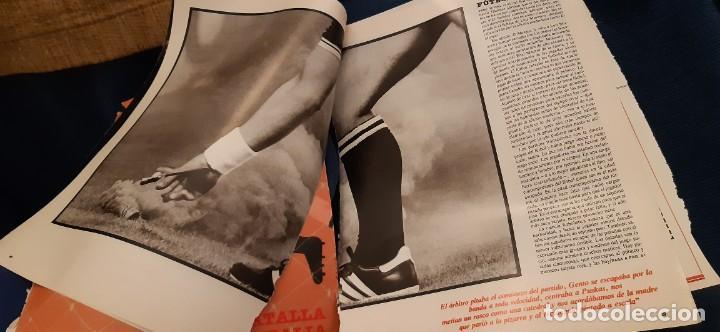 Coleccionismo deportivo: PERIÓDICO EL PAIS SEMANAL RECORTES PÁGINAS DEDICADAS AL MUNDIAL ITALIA FÚTBOL JUNIO 1990. LEER - Foto 6 - 195057573