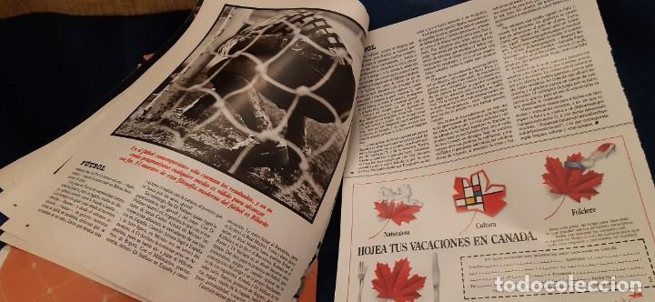 Coleccionismo deportivo: PERIÓDICO EL PAIS SEMANAL RECORTES PÁGINAS DEDICADAS AL MUNDIAL ITALIA FÚTBOL JUNIO 1990. LEER - Foto 7 - 195057573