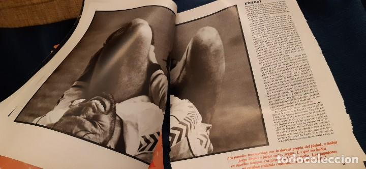 Coleccionismo deportivo: PERIÓDICO EL PAIS SEMANAL RECORTES PÁGINAS DEDICADAS AL MUNDIAL ITALIA FÚTBOL JUNIO 1990. LEER - Foto 8 - 195057573