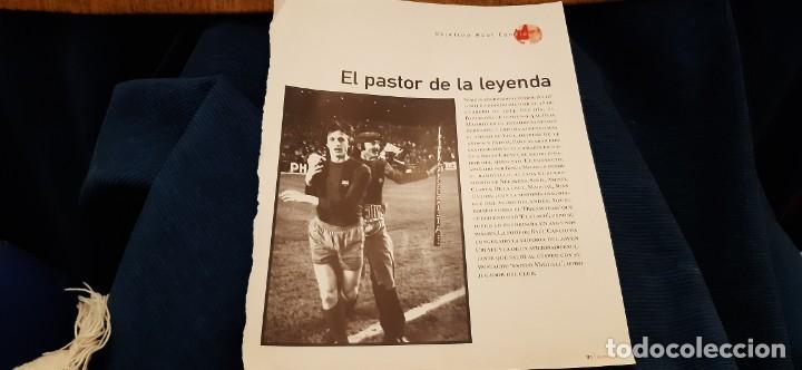 PERIODICO EL PAIS OBJETIVO RAÚL CANCIO FOTOGRAFIA CRUYFF EL PASTOR DE LA LEYENDA (Coleccionismo Deportivo - Revistas y Periódicos - otros Deportes)