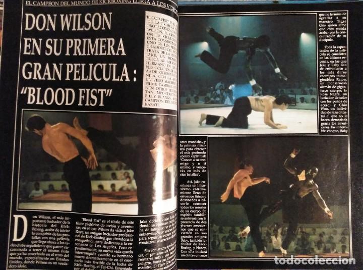 Coleccionismo deportivo: Lote de 27 revistas de artes marciales Dojo - Foto 6 - 194096947