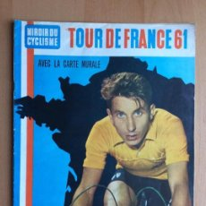 Coleccionismo deportivo: REVISTA CICLISMO - TOUR DE FRANCIA 1961. Lote 195094286