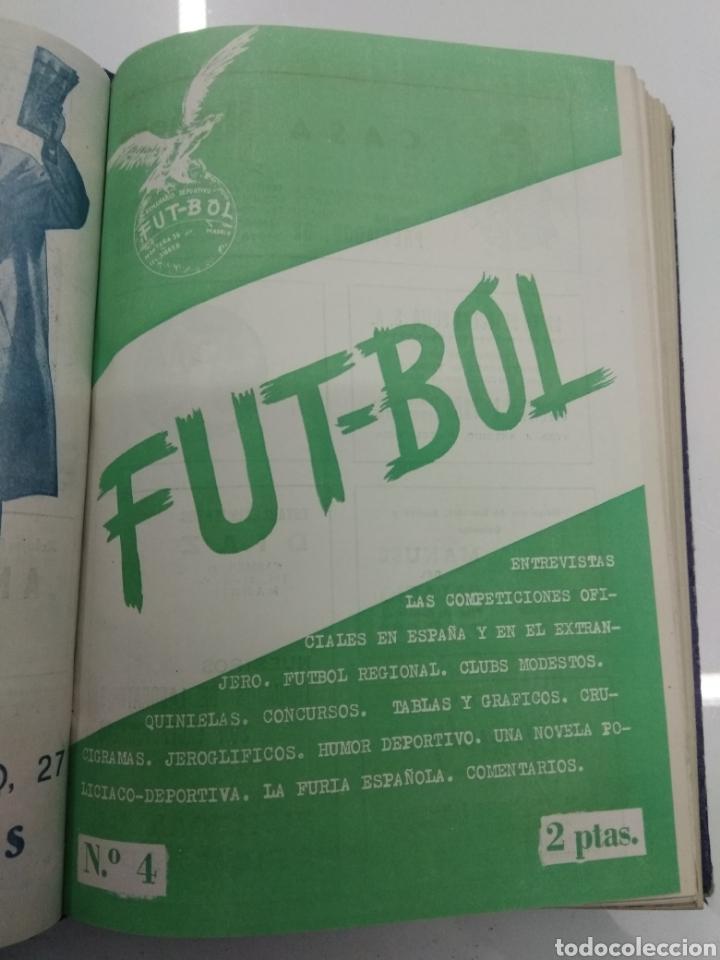 Coleccionismo deportivo: SEMANARIO DEPORTIVO POPULAR FUTBOL 1953 ENCUADERNADO N° 1 A 32p PORTADAS MUY RARO CICLISMO BOXEO ... - Foto 12 - 195128507