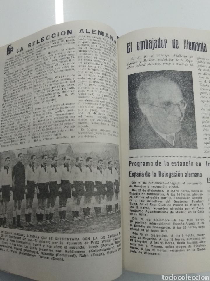Coleccionismo deportivo: SEMANARIO DEPORTIVO POPULAR FUTBOL 1953 ENCUADERNADO N° 1 A 32p PORTADAS MUY RARO CICLISMO BOXEO ... - Foto 16 - 195128507