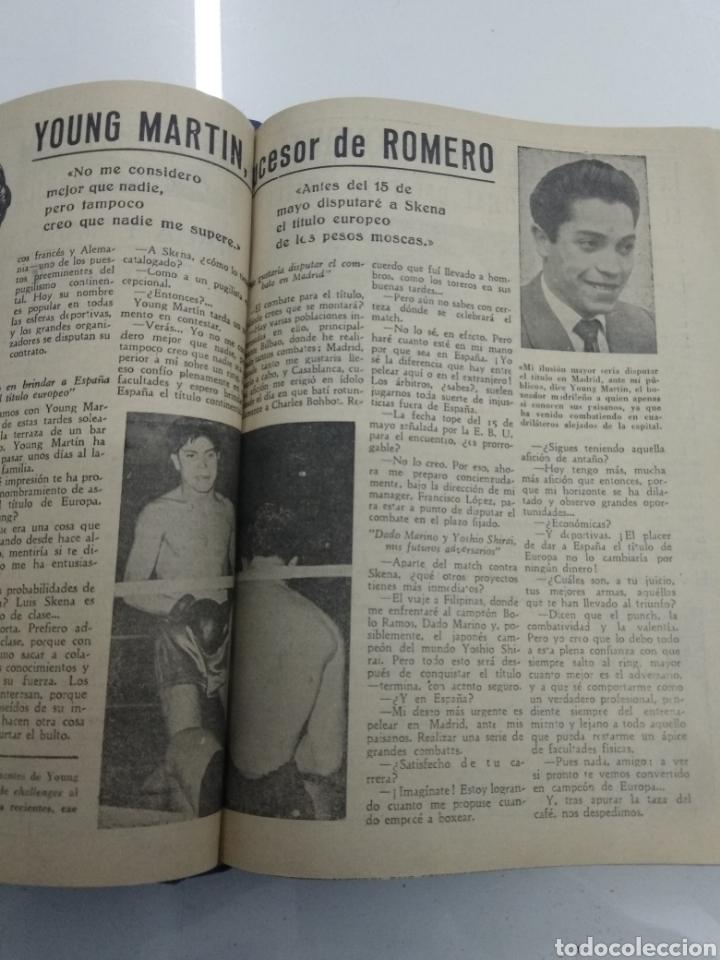 Coleccionismo deportivo: SEMANARIO DEPORTIVO POPULAR FUTBOL 1953 ENCUADERNADO N° 1 A 32p PORTADAS MUY RARO CICLISMO BOXEO ... - Foto 19 - 195128507