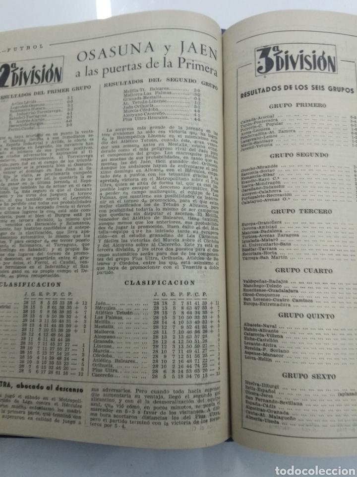Coleccionismo deportivo: SEMANARIO DEPORTIVO POPULAR FUTBOL 1953 ENCUADERNADO N° 1 A 32p PORTADAS MUY RARO CICLISMO BOXEO ... - Foto 34 - 195128507