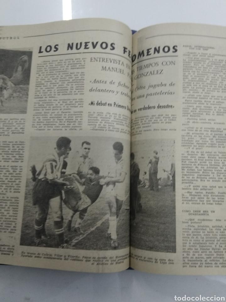 Coleccionismo deportivo: SEMANARIO DEPORTIVO POPULAR FUTBOL 1953 ENCUADERNADO N° 1 A 32p PORTADAS MUY RARO CICLISMO BOXEO ... - Foto 40 - 195128507