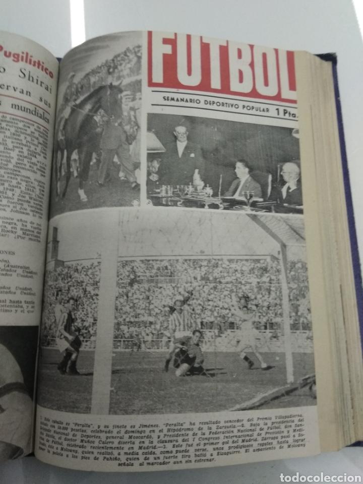 Coleccionismo deportivo: SEMANARIO DEPORTIVO POPULAR FUTBOL 1953 ENCUADERNADO N° 1 A 32p PORTADAS MUY RARO CICLISMO BOXEO ... - Foto 42 - 195128507