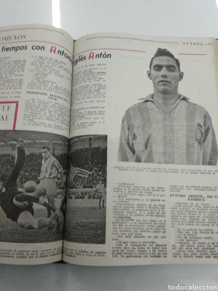 Coleccionismo deportivo: SEMANARIO DEPORTIVO POPULAR FUTBOL 1953 ENCUADERNADO N° 1 A 32p PORTADAS MUY RARO CICLISMO BOXEO ... - Foto 45 - 195128507