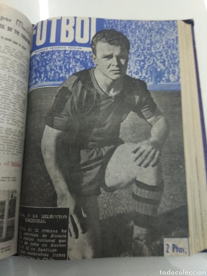 Coleccionismo deportivo: SEMANARIO DEPORTIVO POPULAR FUTBOL 1953 ENCUADERNADO N° 1 A 32p PORTADAS MUY RARO CICLISMO BOXEO ... - Foto 48 - 195128507