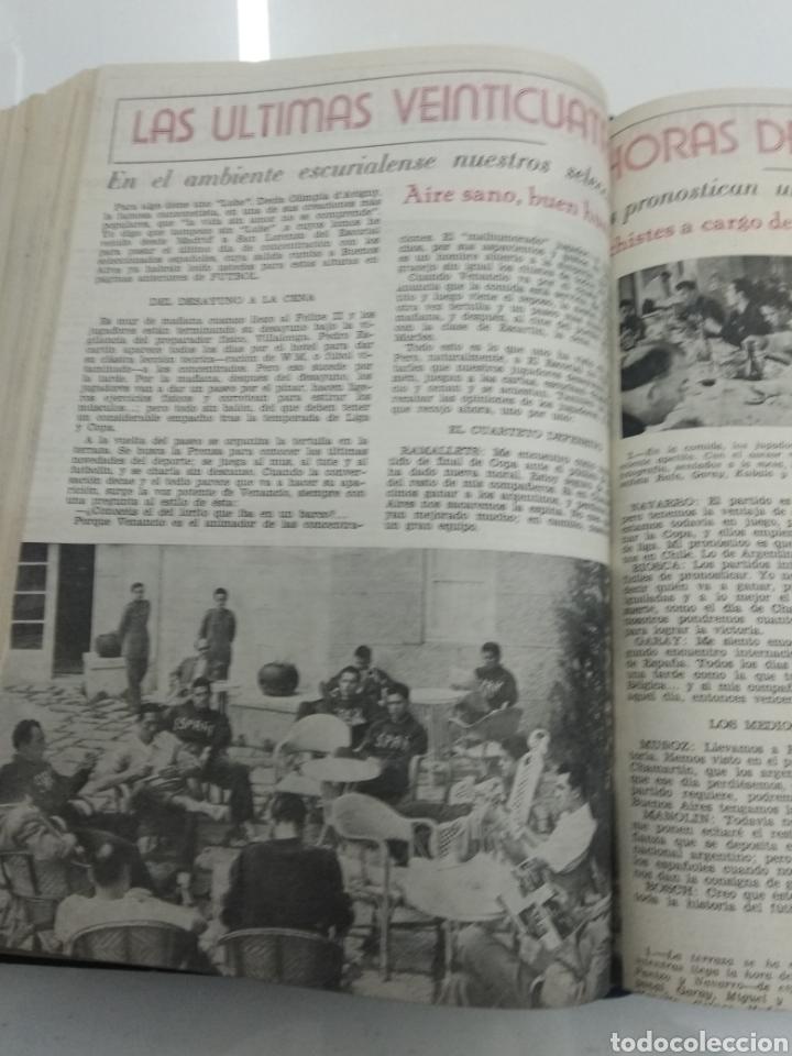 Coleccionismo deportivo: SEMANARIO DEPORTIVO POPULAR FUTBOL 1953 ENCUADERNADO N° 1 A 32p PORTADAS MUY RARO CICLISMO BOXEO ... - Foto 51 - 195128507