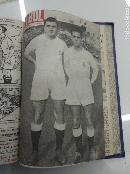 Coleccionismo deportivo: SEMANARIO DEPORTIVO POPULAR FUTBOL 1953 ENCUADERNADO N° 1 A 32p PORTADAS MUY RARO CICLISMO BOXEO ... - Foto 65 - 195128507