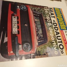 Coleccionismo deportivo: AUTOPISTA SEAT DDAUTO. Lote 195141646