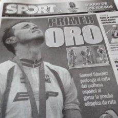 Coleccionismo deportivo: OLIMPIADAS BEIJING 2008. Lote 195168860