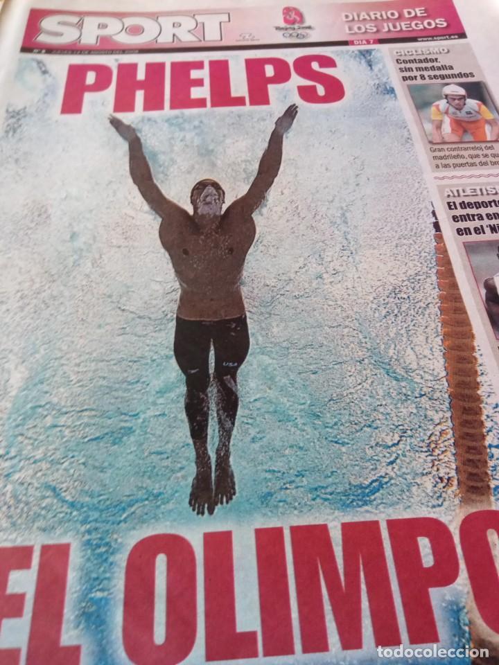 Coleccionismo deportivo: Olimpiadas Beijing 2008 - Foto 5 - 195168860