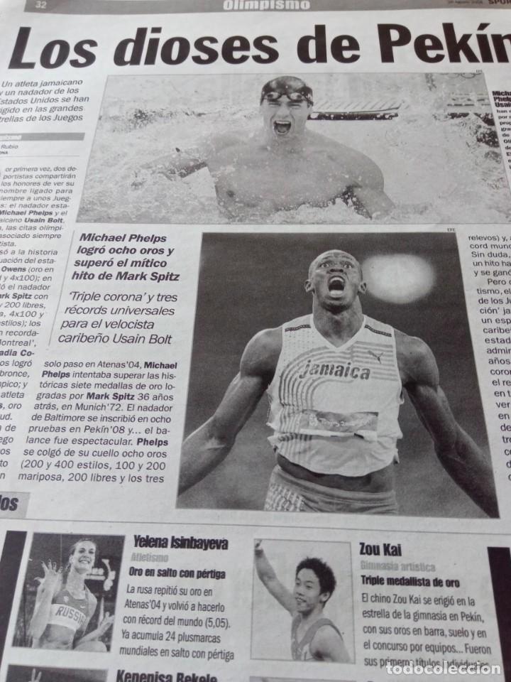 Coleccionismo deportivo: Olimpiadas Beijing 2008 - Foto 19 - 195168860