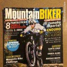 Coleccionismo deportivo: MOUNTAINBIKER N° 19 (2013). SANTA CRUZ TALLBOY 2 C, ORBEA ALMA 29 H-TRON, RUEDAS MAVIC. Lote 195343627