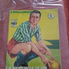 Coleccionismo deportivo: LA HERENCIA DE UN DEPORTISTA N.13. Lote 195383232