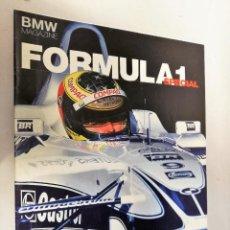 Coleccionismo deportivo: REVISTA. BMW MAGAZINE. FORMULA 1 SPECIAL . THE COMEBACK. EN INGLÉS.. Lote 195528687