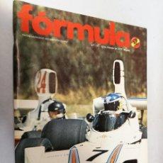 Coleccionismo deportivo: REVISTA FORMULA. 15 FEBRERO. 1975 Nº111. Lote 195528752