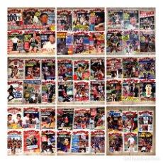 Collectionnisme sportif: LOTE DE 54 REVISTAS GIGANTES DEL BASKET AÑOS 80-90 - ENVÍO GRATIS. Lote 197363833