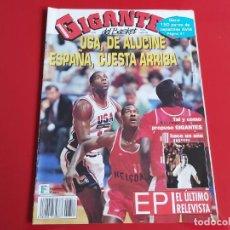 Coleccionismo deportivo: REVISTA BALONCESTO GIGANTES DEL BASKET Nº352 - POSTER AVIA MAS COLECCIONABLE Nº8 OLIMPICOS-1992--RB1. Lote 198481573