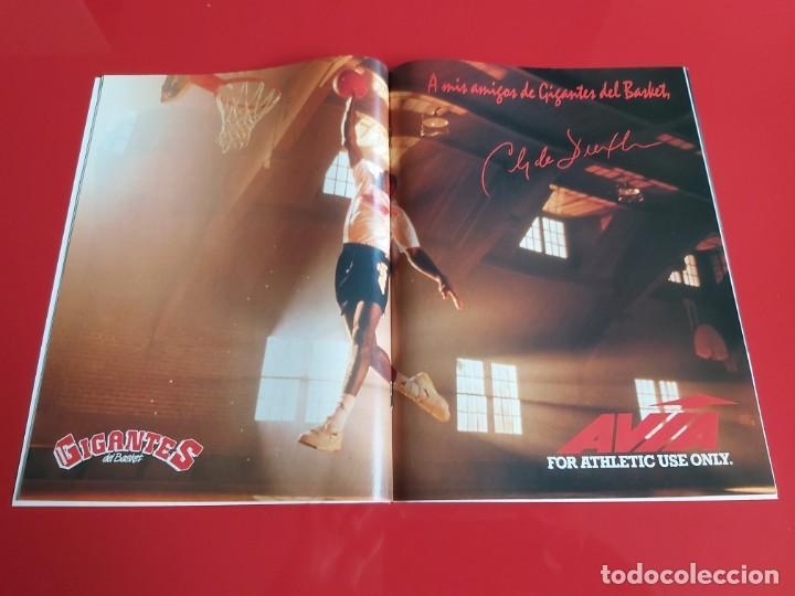 Coleccionismo deportivo: REVISTA BALONCESTO GIGANTES DEL BASKET Nº354 - POSTER AVIA-ESTADOS UNIDOS ORO BARCELONA 92--RB1 - Foto 2 - 198483362
