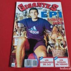Coleccionismo deportivo: REVISTA BALONCESTO GIGANTES DEL BASKET Nº357 - POSTER T.KUKOC(CROACIA) Y D.SCHREMP --1992--RB1. Lote 198484522