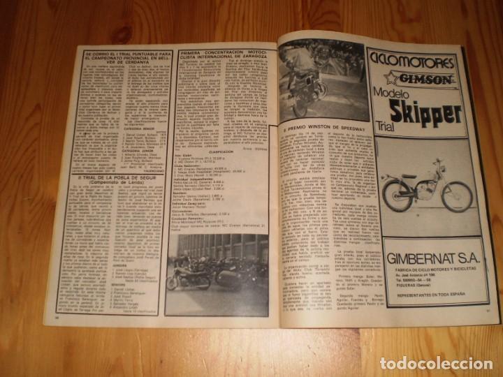 Coleccionismo deportivo: revista solo moto septiembre 1975 año1 nº 15 - Foto 3 - 199460923