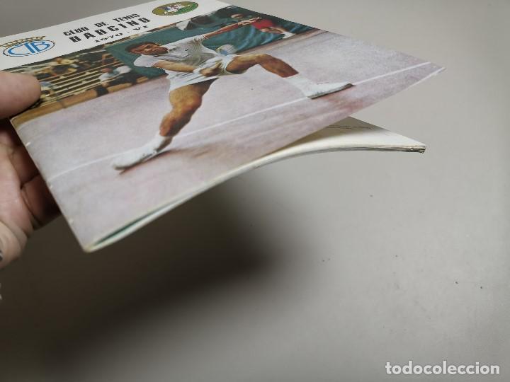 Coleccionismo deportivo: BOLETIN REVISTA CLUB TENIS BARCINO 1970-VI - Foto 3 - 199485552