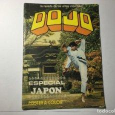 Coleccionismo deportivo: REVISTA DOJO ESPECIAL JAPON . Lote 199951618