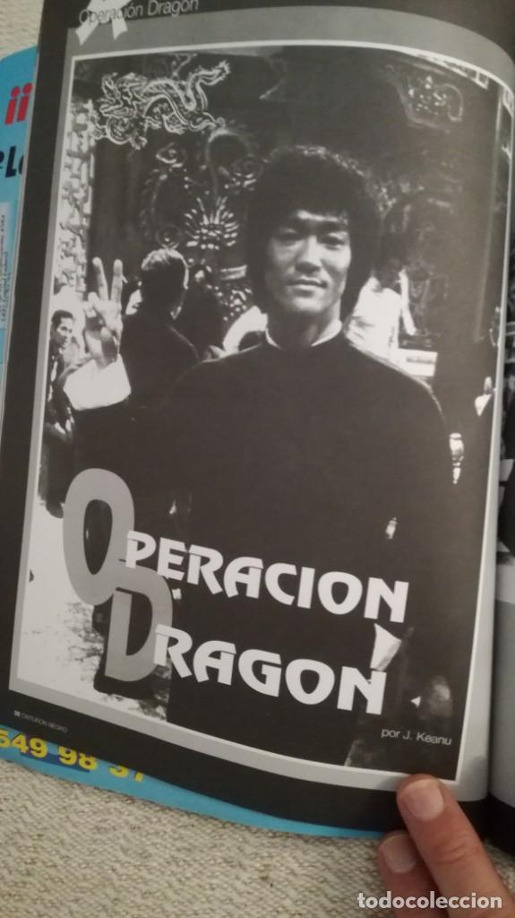 Coleccionismo deportivo: Cinturón negro, especial Bruce lee y especial maestros - Foto 3 - 202319492