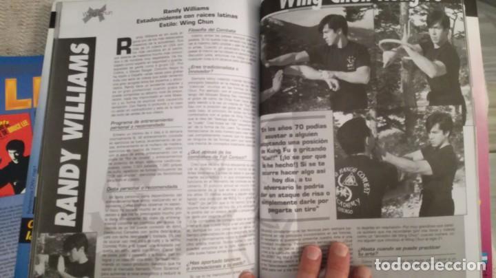 Coleccionismo deportivo: Cinturón negro, especial Bruce lee y especial maestros - Foto 6 - 202319492