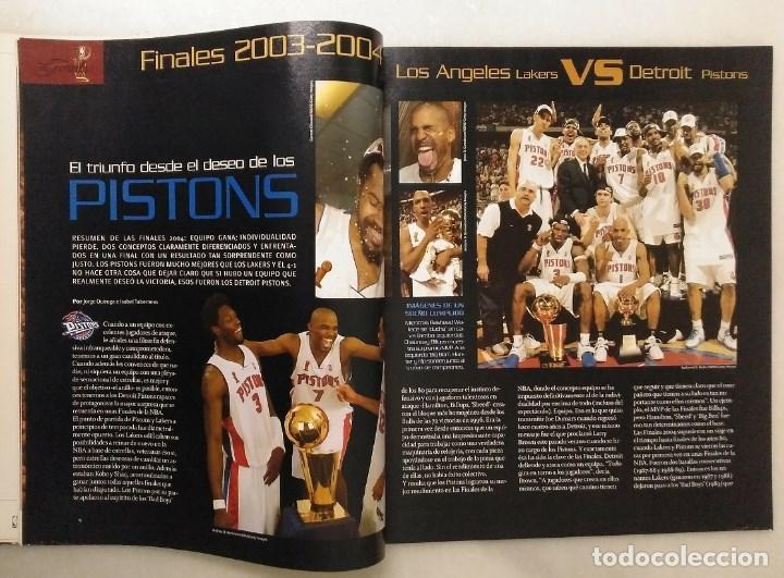 """Coleccionismo deportivo: Detroit Pistons - Revistas Gigantes, Superbasket y Revista NBA"""" - Campeones de 1990 y 2004 - Foto 13 - 203307278"""