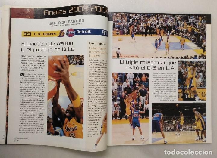 """Coleccionismo deportivo: Detroit Pistons - Revistas Gigantes, Superbasket y Revista NBA"""" - Campeones de 1990 y 2004 - Foto 14 - 203307278"""