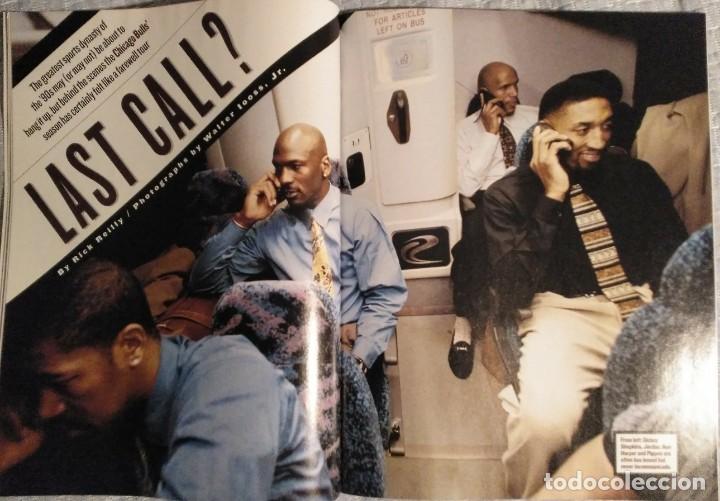 Coleccionismo deportivo: Michael Jordan & Chicago Bulls - Revista Sports Illustrated (mayo 1998) - NBA - Foto 3 - 49158670