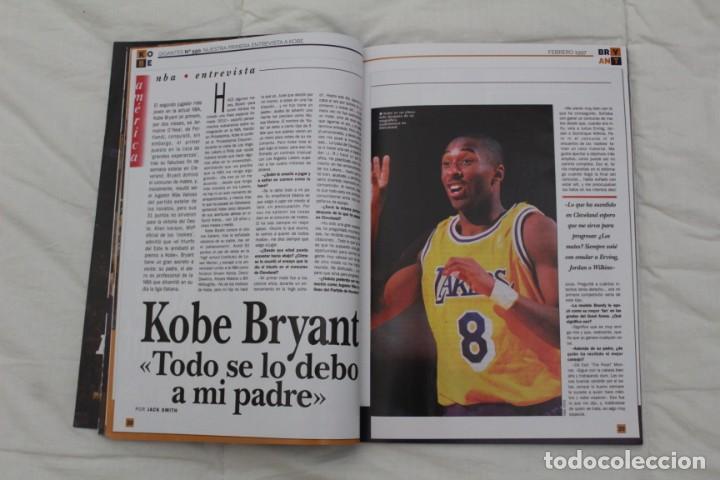Coleccionismo deportivo: REVISTA GIGANTES DEL BASKET. EDICIÓN ESPECIAL RETIRADA KOBE BRYAN. (2016) BALONCESTO NBA. - Foto 6 - 56256555