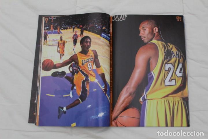 Coleccionismo deportivo: REVISTA GIGANTES DEL BASKET. EDICIÓN ESPECIAL RETIRADA KOBE BRYAN. (2016) BALONCESTO NBA. - Foto 9 - 56256555