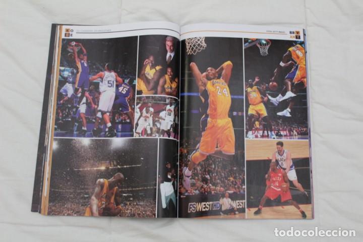 Coleccionismo deportivo: REVISTA GIGANTES DEL BASKET. EDICIÓN ESPECIAL RETIRADA KOBE BRYAN. (2016) BALONCESTO NBA. - Foto 11 - 56256555