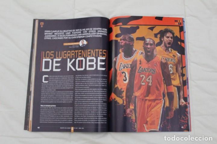 Coleccionismo deportivo: REVISTA GIGANTES DEL BASKET. EDICIÓN ESPECIAL RETIRADA KOBE BRYAN. (2016) BALONCESTO NBA. - Foto 12 - 56256555