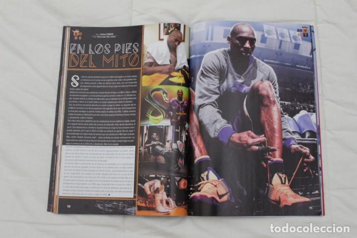 Coleccionismo deportivo: REVISTA GIGANTES DEL BASKET. EDICIÓN ESPECIAL RETIRADA KOBE BRYAN. (2016) BALONCESTO NBA. - Foto 13 - 56256555