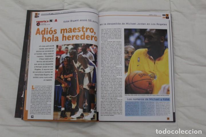 Coleccionismo deportivo: REVISTA GIGANTES DEL BASKET. EDICIÓN ESPECIAL RETIRADA KOBE BRYAN. (2016) BALONCESTO NBA. - Foto 7 - 56256719